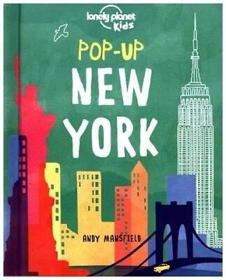 Lonely Planet Kids: Pop-Up New York (Buch) NEU