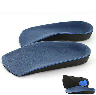 Premium Orthotic Shoes Insoles Insert High Arch Support Pad For Women Men