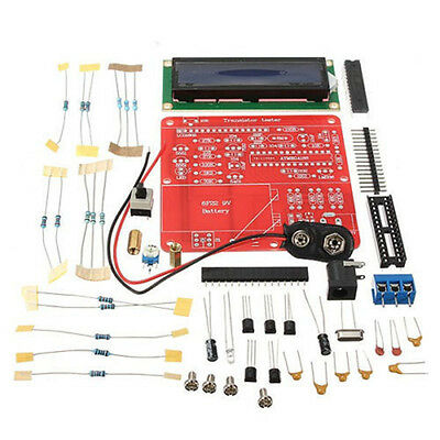 High Quality DIY Kit Capacitance ESR Inductance Resistor Component Tester