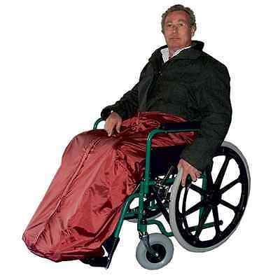 Wheelchair Cosy Toes Waterproof Cover by Kozee Komforts