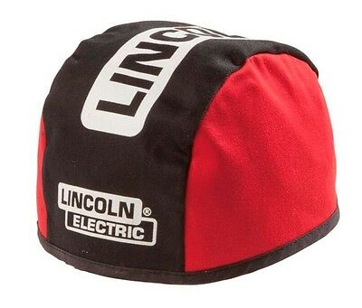Lincoln Electric FR Welding Beanie Red/Black K2994-XL Flame Resistant Cotton