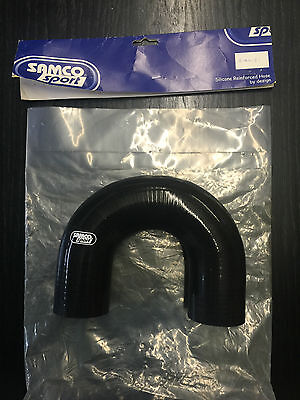 Samco Sport Silicone 51mm 180 Degree Elbow Car Induction Hose Turbo Pipe Air