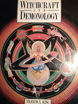 Witchcraft And Demonology. Illustrated. Hardcover. Francis X King.