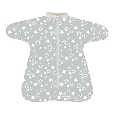 Enclosed Zip-Up Cozy Baby Sleeper (0-3 months, 3-9 months)