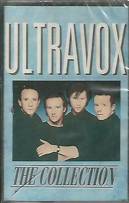 "Ultravox ""the Collection"" ""mc Sealed"