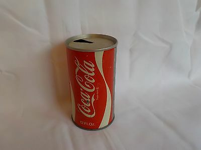 Vintage Coke Coca-Cola 12 Fl.Oz Can Tin Speedway, IN