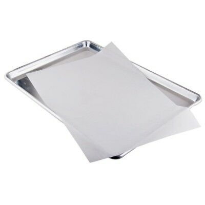 Bleached White Parchment Paper Baking Sheets Pan Liner 12x16 200 Pack