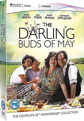 The Darling Buds Of May Complete Series Dvd New Sealed