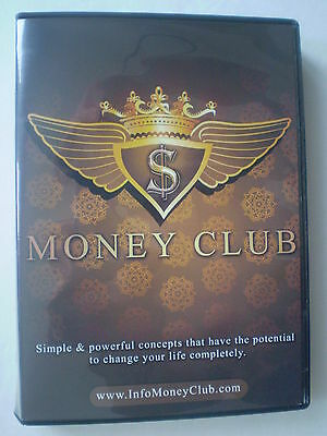 Money Club 6-Disc Set, Wealth - Simple & Powerful Concepts That Can Change Life