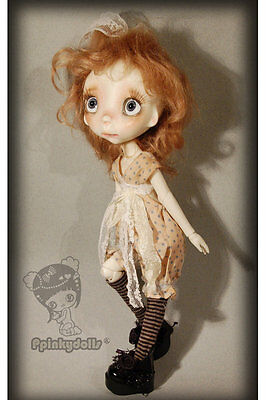 Muffin' collectible resin doll by Chrishanthi ''Ppinkydolls'' 1/6 BJD fullset