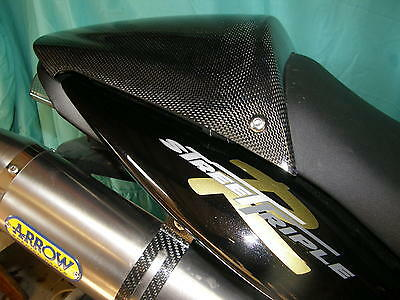Triumph Street Triple and R Pillion Seat Cover