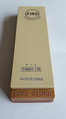 Ice Bear King Japanese Waterstone Polishing Sharpening 4000 Grit Stone 384022