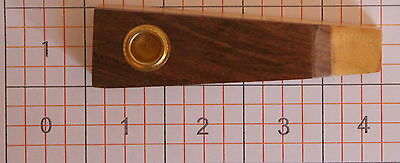 Collectible Exotic Wood Tobacco Smoking Pipe  WC34-B