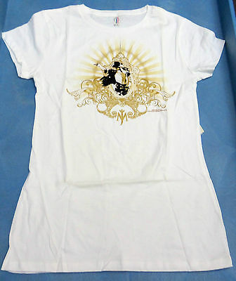 New: MICHAEL JACKSON - Sky Girls (Juniors XL) Concert T-Shirt