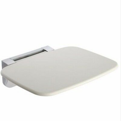 Croydex Folding Shower Seat Wall Mounted - Bathroom Mobility Aid