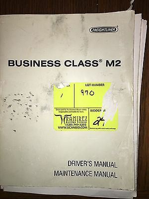 Freightliner m2 business class truck factory repair workshop manual freightliner business class m2 maintenance manual fandeluxe Choice Image
