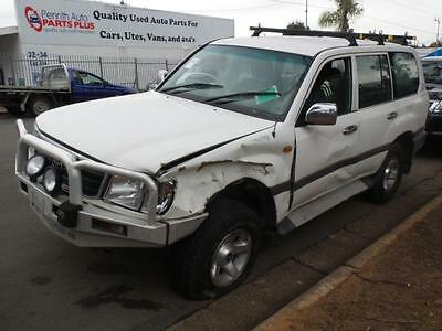 Toyota Landcruiser R Rear Door/sliding 100 Series, Gxl/sahara, Mould Type, 01/98