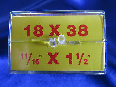 Horolovar 18x38 Mainspring For 400 Day / Anniversary Clocks With Instructions