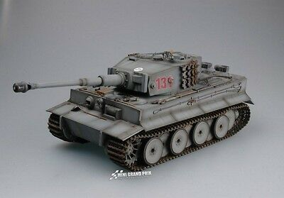 TORRO 1:16 RC TIGER 1 with IR Combat system, gray 1112200708