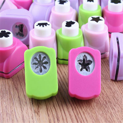 Lovely Scrapbook Punches Handmade Cutter Printing DIY Paper Hole Puncher Shape