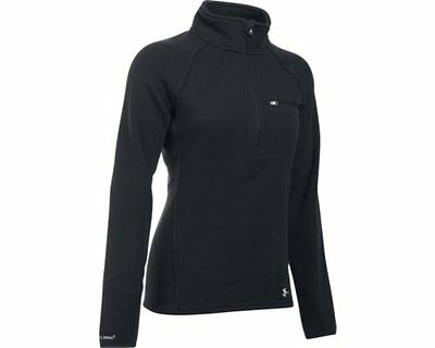 NWT Womens UA Under Armour WinterSweet 1/2 Zip Fleece Sweater S Small sx234