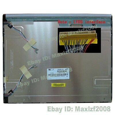 LCD Display Screen Panel For Samsung LTM190E4-L02 Note.interfaces Repair Part