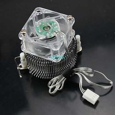 Copper Adjustable Heatsink Cooler 40mm Fan For PC Northbridge Chipset Cooling