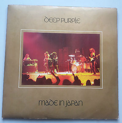 Deep Purple - Made in Japan Vinyl LP 2x LP 1st French Press