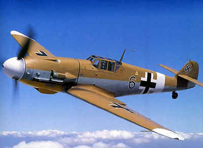 ME  109  98.75 inch wing span   Giant Scale RC Model AIrplane Printed Plans