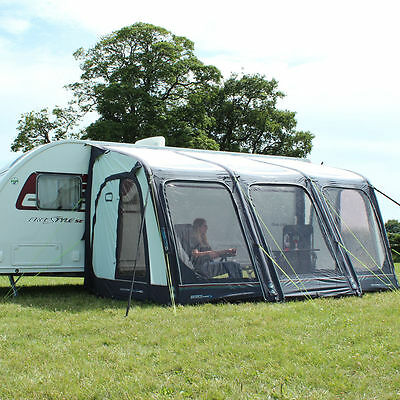 Outdoor Revolution CompactAirLite 420 Inflatable Air Caravan Porch Awning