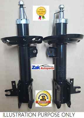 BMW E46 Front Shock Absorbers x 2 1998-2007 Pair Shockers Dampers