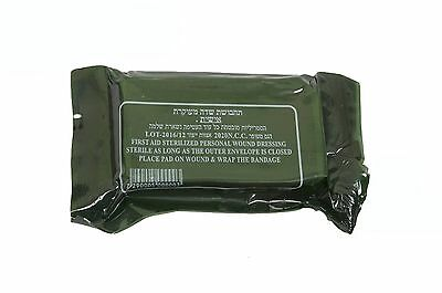 IDF dressing Trauma Israeli Bandage Field Emergency Army Military NEW!