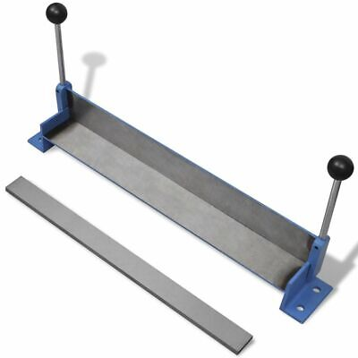 450mm Manually Operated Steel Plate Folding Machine Folder Tool 90 Degree