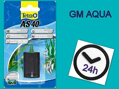 Tetra / Tetratec Air Stone As40 - High Porosity Airstone Aquarium Tank Bubbles