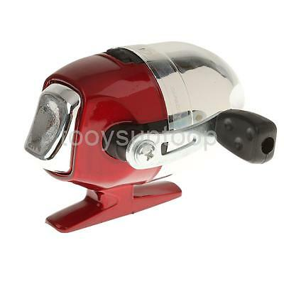 Mini Metal Closed Face Spinning Reel Smooth Spincaster Fishing Reel