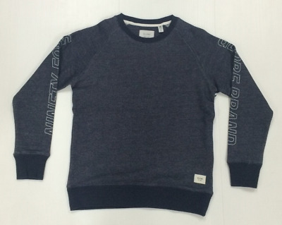Globe Boys Fairfax 2.o Crew Navy Youth Winter Skate Jumper Australia Clearance