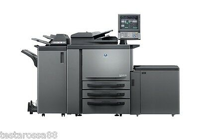 Konica Minolta Bizhub 950 Pro MONO Photocopier Print Copy & Scan with Finisher