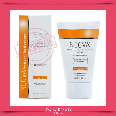 Neova DNA Damage Control ACTIVE SPF43 89ml 3oz BRAND NEW FAST SHIP