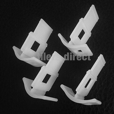 1000 Clips Tile Leveling System Clips Spacers Tiling Tools Lippage Free Flooring