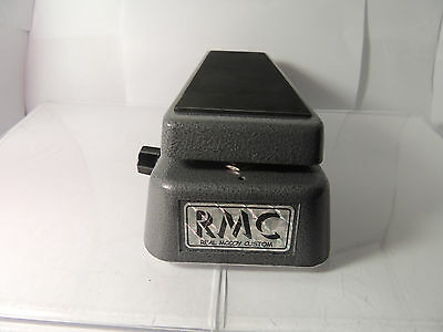 RMC  RMC2 2 WAH EFFECTS PEDAL REAL McCOY CUSTOM TEESE FREE USA SHIPPING