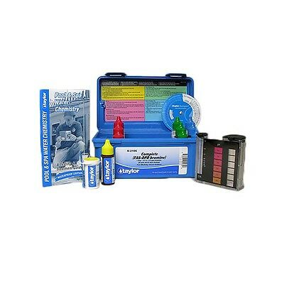 Taylor Technologies, K-2106 FAS-DPD Bromine Complete Test Kit