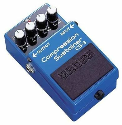 Boss CS-3 Compression Sustainer Pedal (Compression Sustainer Pedal