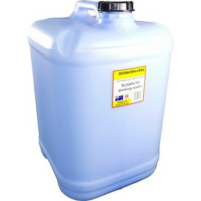 25L Water Drum with Bung