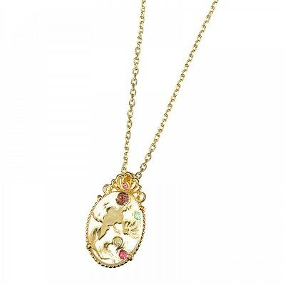Disney STORE JAPAN Necklace Party in the sea series Ariel