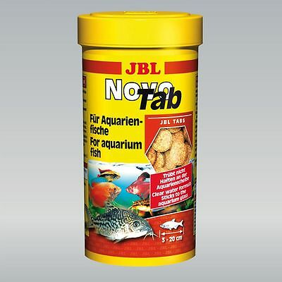 JBL NovoTab novo tab 100ml,250ml,1L,fish food