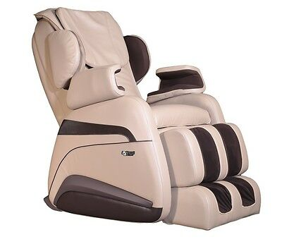 BOXING WEEK SALE! L Track Compact Massage Chair Recliner uKnead Familie UK-6500