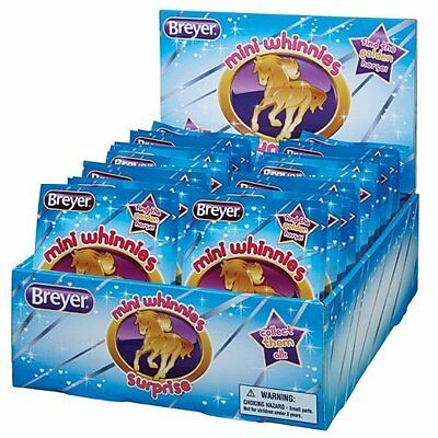 Breyer Mini Whinnies Surprise Packs One Package Per Order