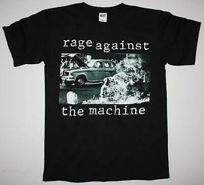 Rage Against The Machine Killing in the Name Burning Monk Shirt *SEE DESCRIPTION