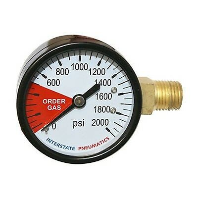 Replacement CO2 Pressure Gauge for Beer Kegerator Beer Jockey Tank Gage