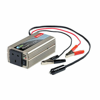 Ring PowerSource Inverter 300W Converts Power From 12V To 300W Volts Mains Power